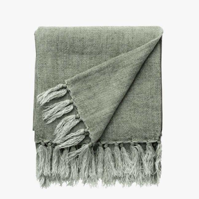 Burton Throw | Seagrass