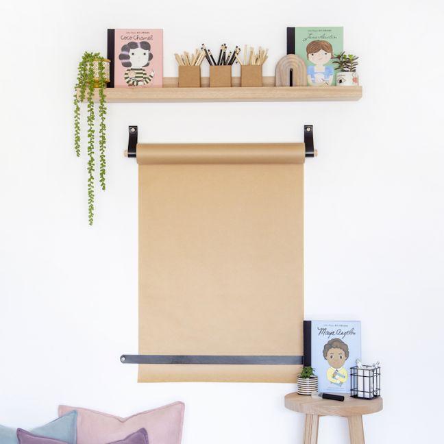 Butcher's Paper Hanger | Black | Jemmervale Designs