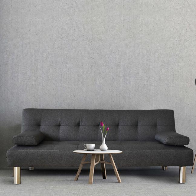 Casa Decor Sofia   2-in-1   2 Seater Sofa Bed