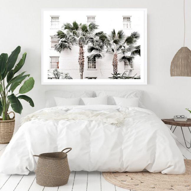 Casa Palms Photo Art Print (Various Sizes)