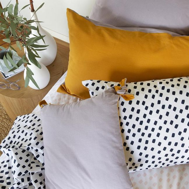 Chambray Pillowcase | More Than Ever