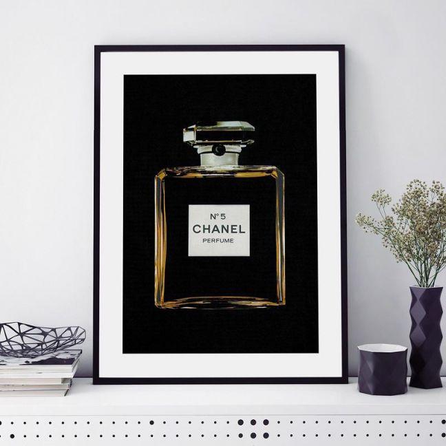 Chanel No.5   Unframed Art Print