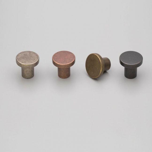 Circle Knob | Various Colours