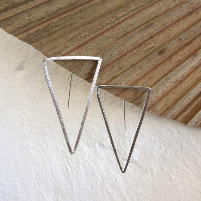 Clea Earrings Silver l Pre Order