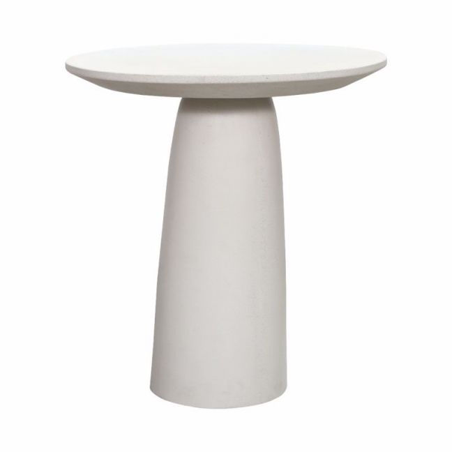 Coast Side Table | Natural Ivory | Trit House