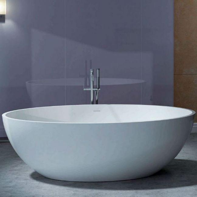 CocoTerrazzo Stone Bath 1760   Onyx