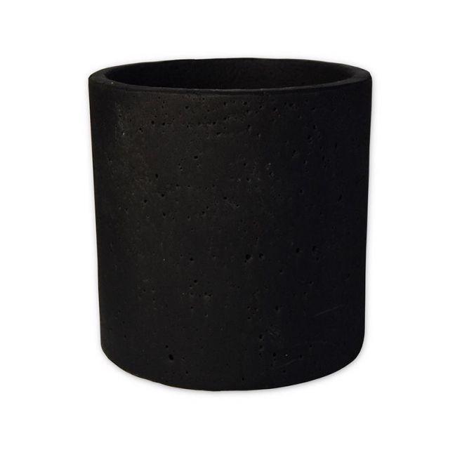 Concrete Pot | Black or Natural | By Zakkia