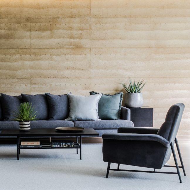 Cooper Lounge Chair by SATARA