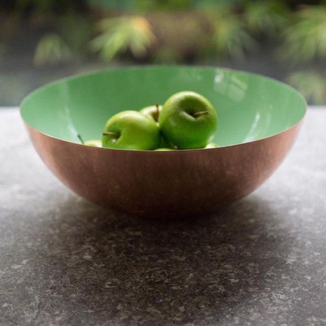 Copper Pop Bowl by Ziporah Lifestyle