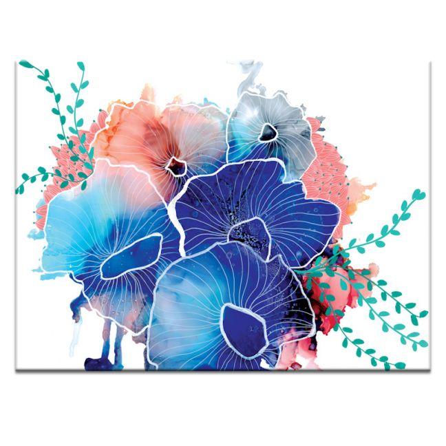Coral 5 | Julie Marie | Canvas or Print By Artist Lane