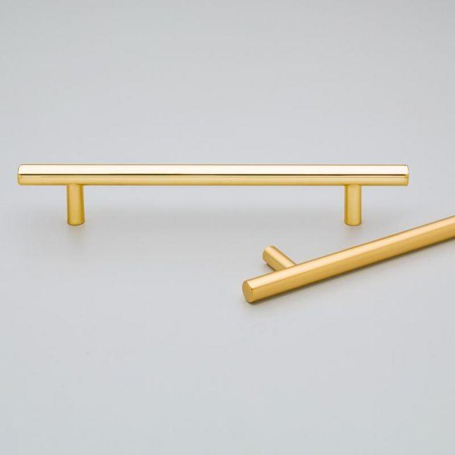 Cornet Handle | Solid Brass