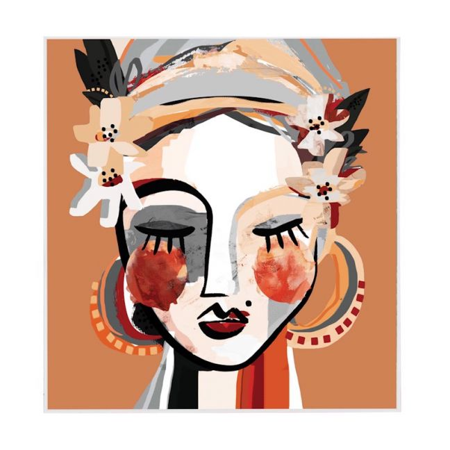 Cotti | Framed Canvas Art Print