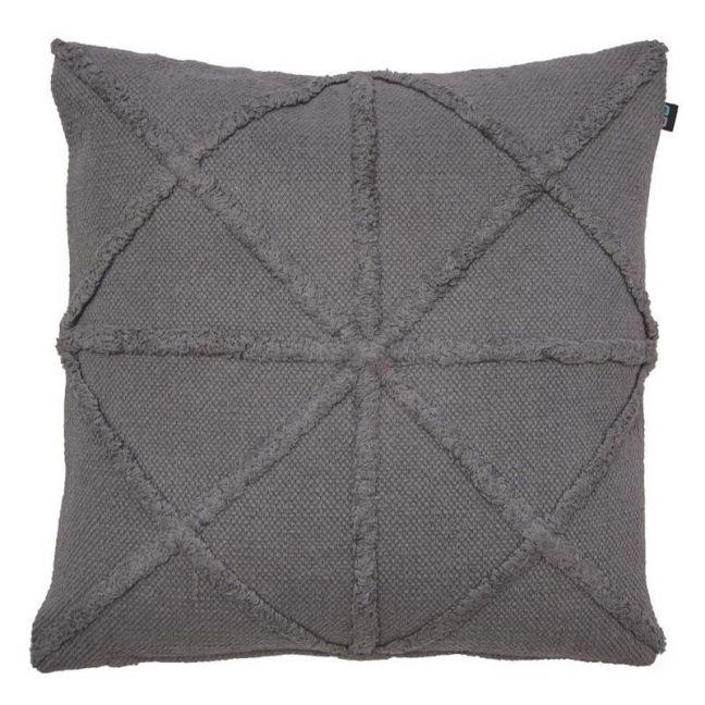Cotton Textured Decorative Cushion   Jamie Durie By Ardor