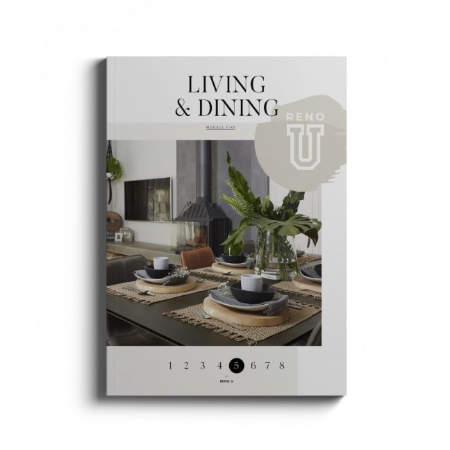 Living & Dining | eBook by The Blockheads