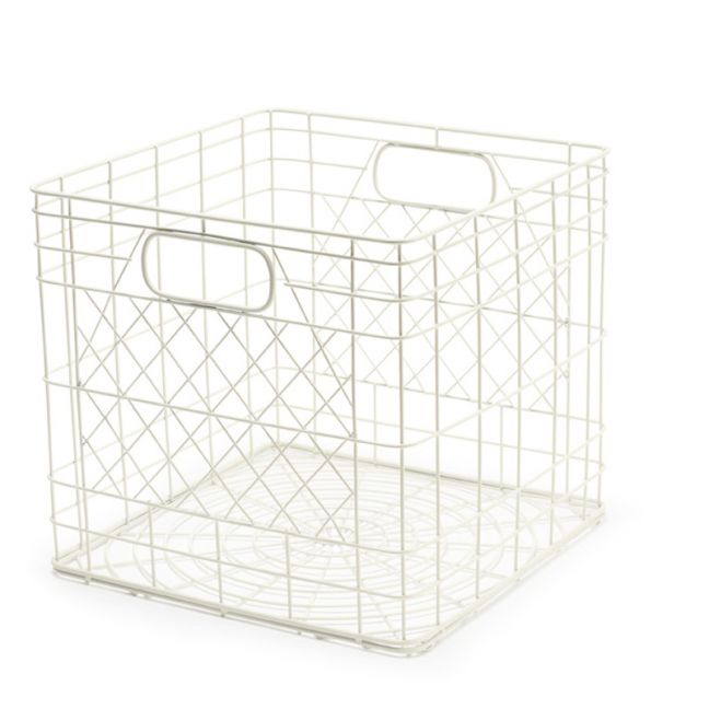 CRATE Storage Basket | White | by Bendo