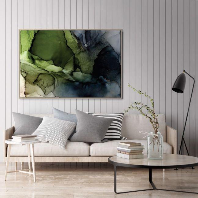 Crisp | Fern Siebler | Canvas or Print by Artist Lane