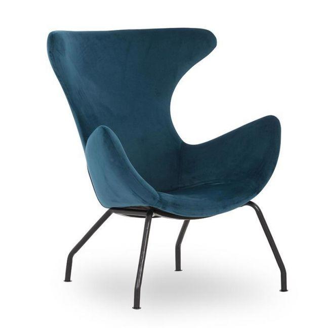 Crombie Lounge Chair   Green   Modern Furniture