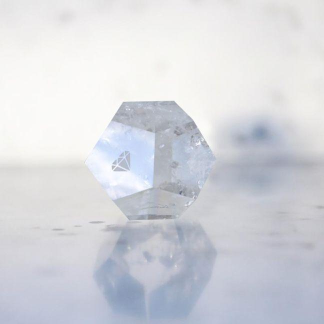 Crystal Clear Boy | Clear Quartz