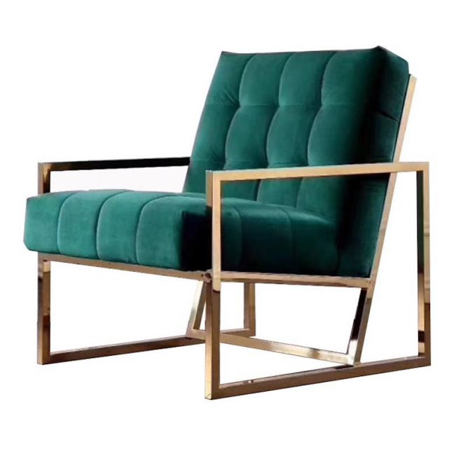 Cube Velvet Armchair | Customisable
