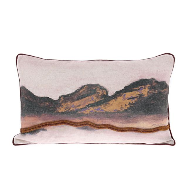 Cushion | Double Sided Stitched Landscape | HK Living