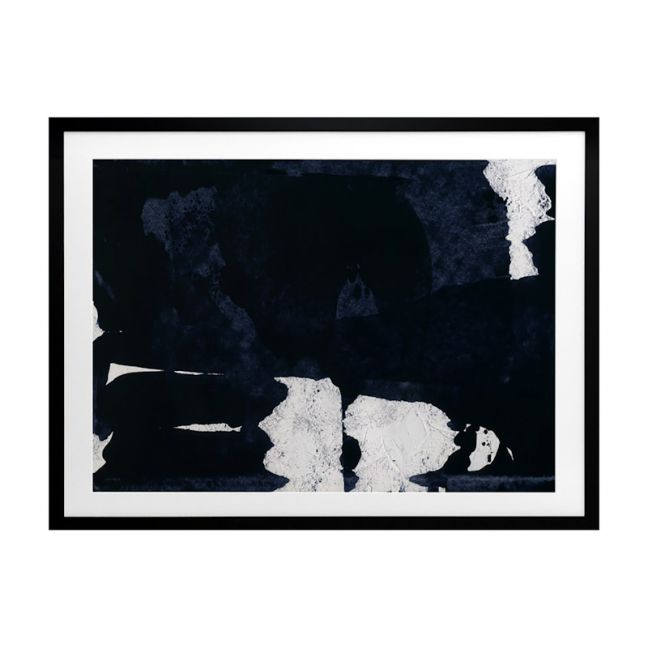 Dark Horse I | Framed Art Print