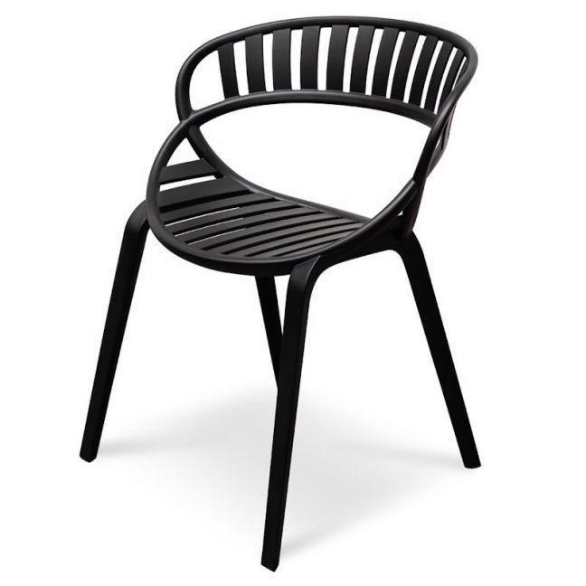 Debra Dining Chair   Black   Interior Secrets
