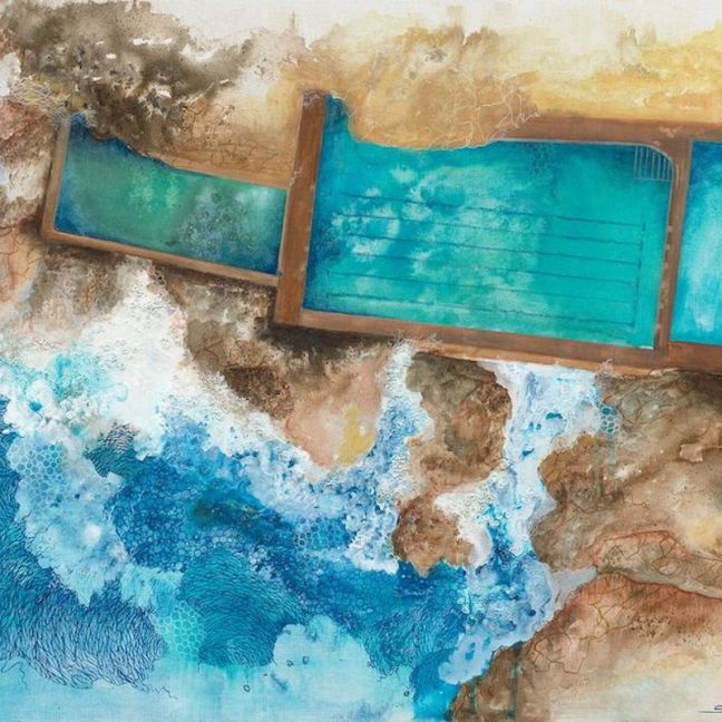 Dee Why Ocean Pool | Art Print