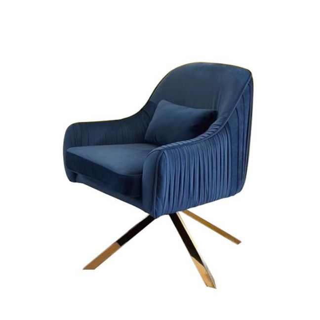 Denisa Velvet Armchair | Customisable
