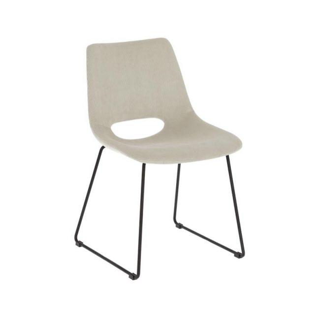 Denver Dining Chair | Putty Corduroy | CLU Living
