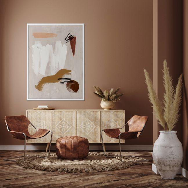 Dig Site I | Canvas Art Print