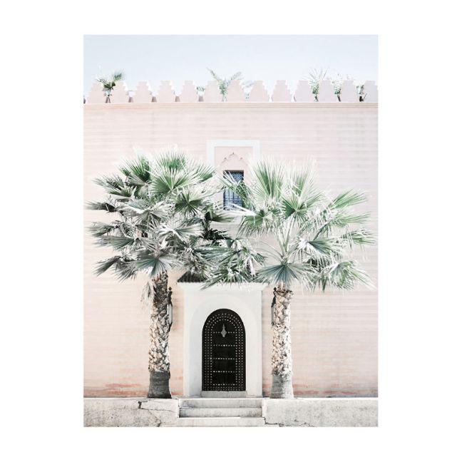 Door to Marrakesh | Rolled Art Print | Various Sizes