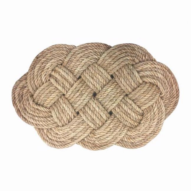 Doormat Jute Braided Rope