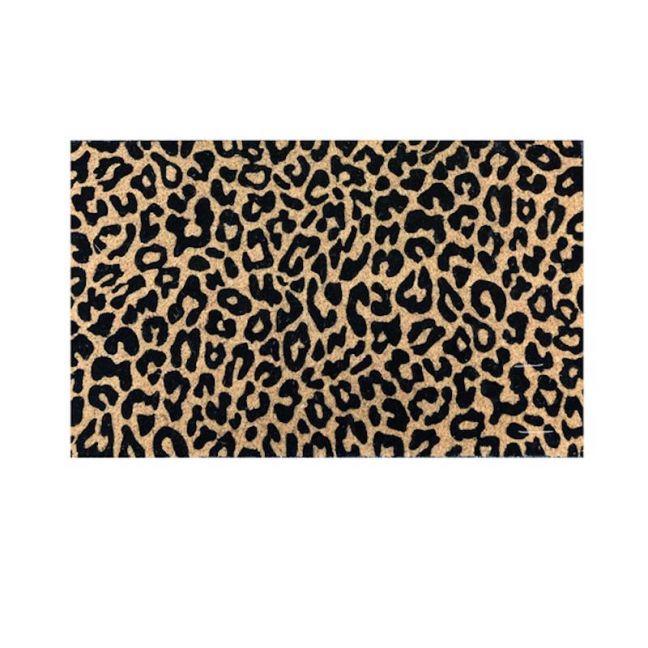 Doormat Leopard