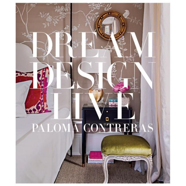 Dream Design Live   Coffee Table Book