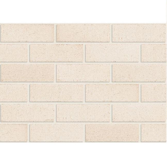 Dry Pressed Architectural | Organic White | PGH Bricks