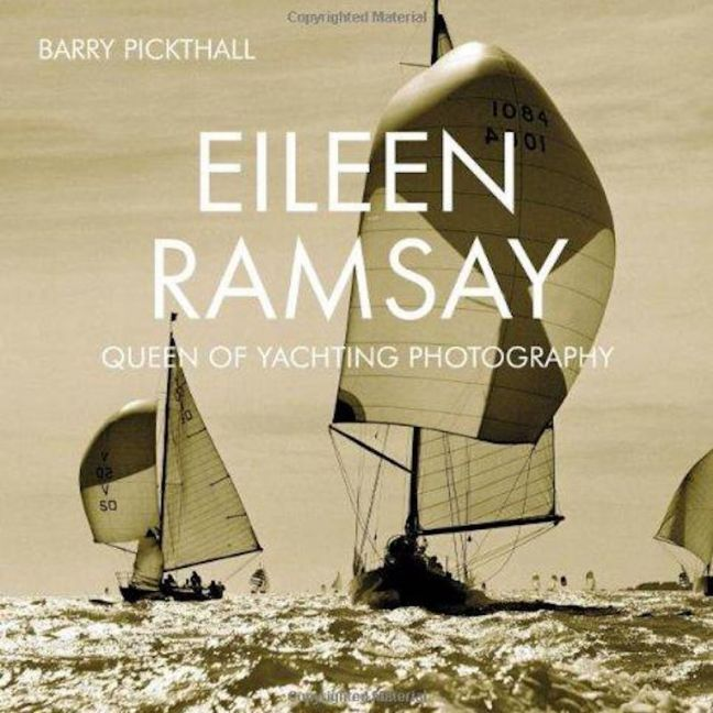 Eileen Ramsay - Queen of Yachting Photography