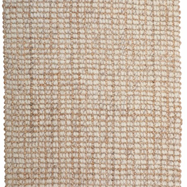 Ellora Natural Rug | Jute and Wool