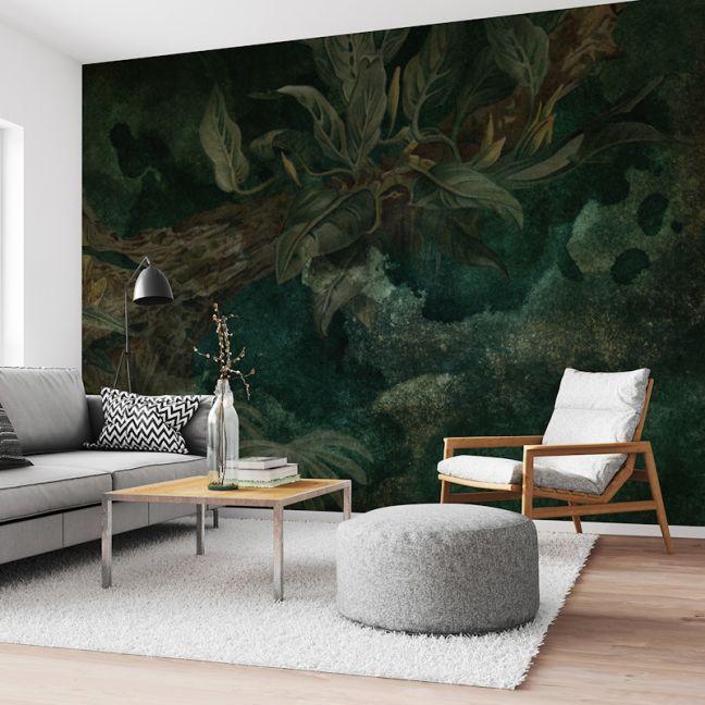 Emerald Jungle | Wallpaper