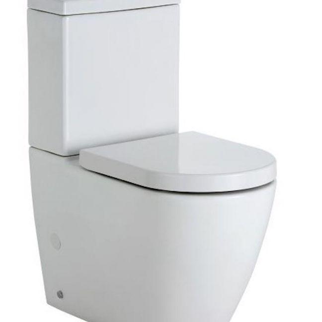 Empire BTW Toilet Suite