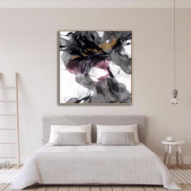 Enduring by John Martono | Framed Print on Canvas | Various Sizes