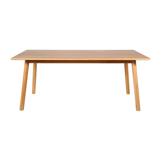 Finland Rectangle Dining Table | Oak