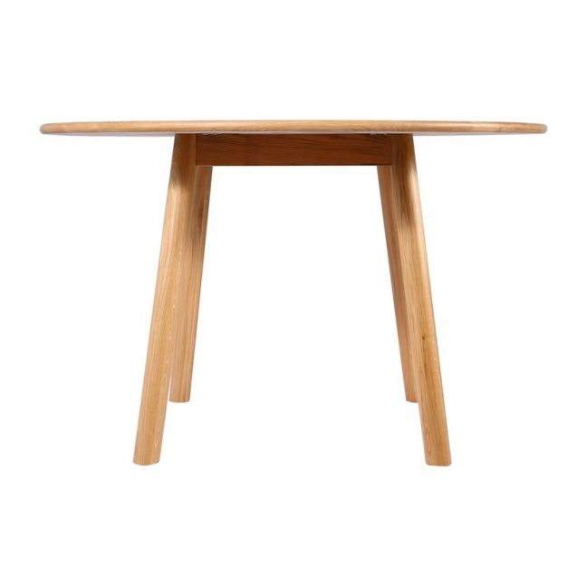 Finland Round Dining Table | Oak