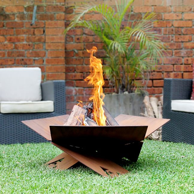 Fire-Away 'Original' Fire Pit | Flat Pack