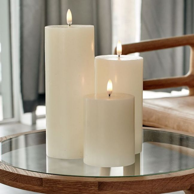 Flameless Candle - Selection Pack with remote control