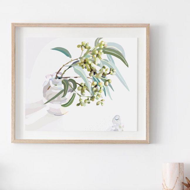 Foliage I | Unframed Print