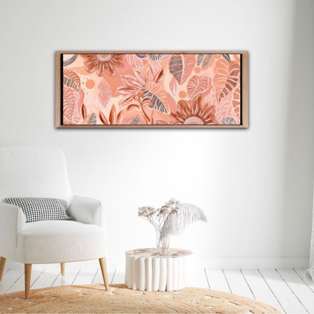 Forever Yours | Canvas Print by Aurora Art