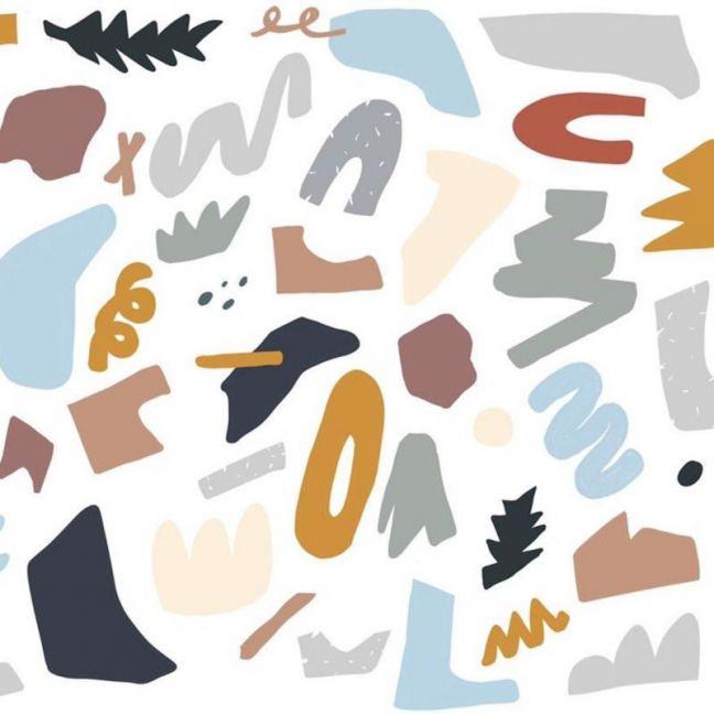 Found Pine Land Wallpaper