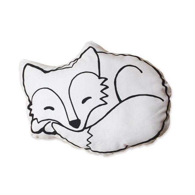 Fox Cushion by Homely Creatures
