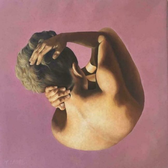 Free Falling by Trisha Lambi | Ltd. Edition Canvas Print | Art Lovers Australia