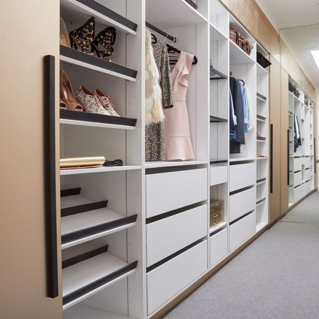 Freedom Wardrobes | Master Bedroom Wardrobe | El'ise and Matt